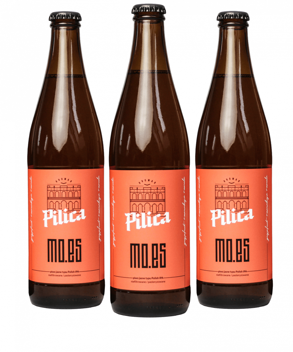 Moes It is our pride and honour to present to you this extraordinary Polish variation of the India Pale Ale style. Tropical and citrus notes, a composition of grapefruit, passionfruit and apricot, are delivered by exclusively Polish hops. deal at sunup and sundown! More